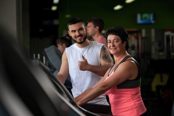 fitness 1 mese