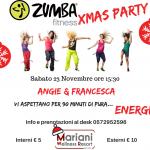 Zumba Xmas Party