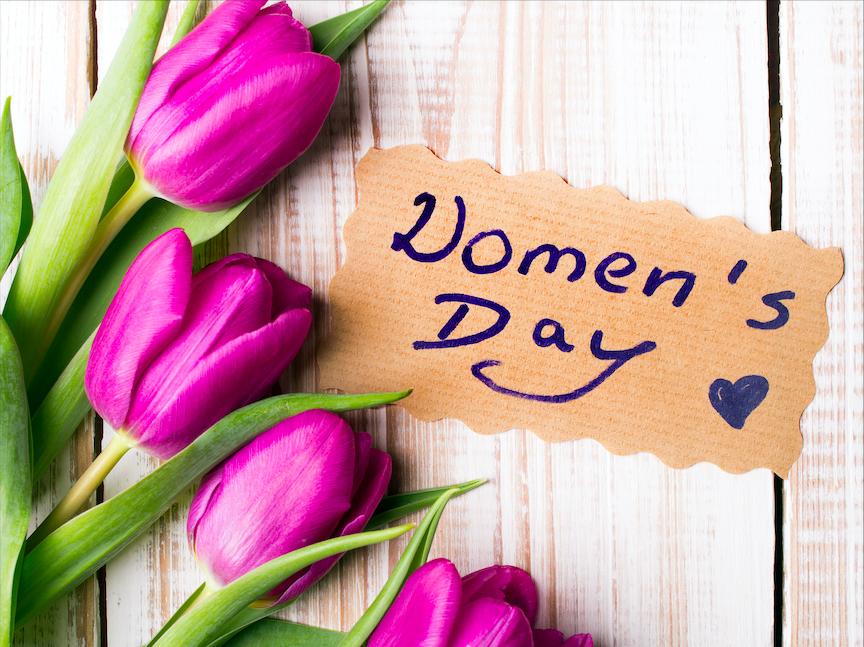 festeggiamo tutte le donne